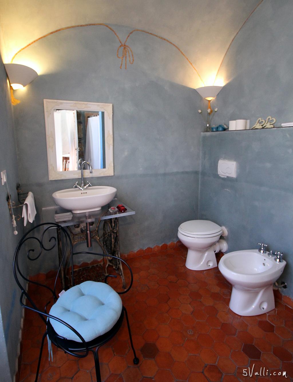 Sala da bagno della camera Dans tes Bras