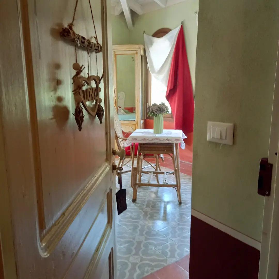 La Petite Merveille double bedroom